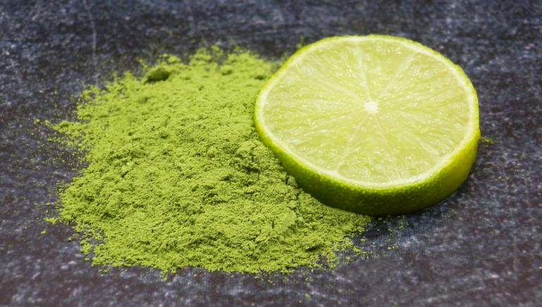 Infusion Moringa et Citron vert