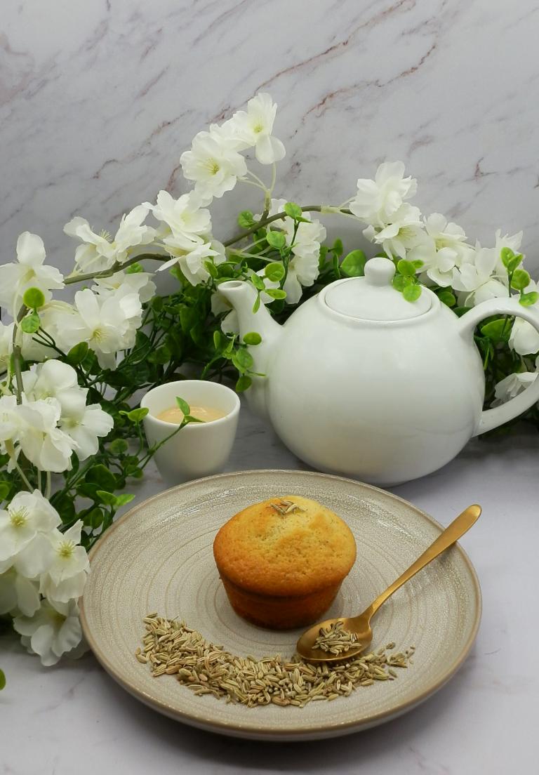Photo du gâteau à l'anis